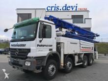 Mercedes 4144 8x4 Putzmeister M 36 Z truck