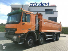 camion Mercedes multibenne 4141 8x8 AK Kipper 8x8 Euro 4 occasion - n°2937235 - Photo 1