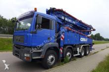 MAN TGA 35.440 8x4 Cifa 41 m truck
