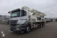 Mercedes concrete pump truck truck