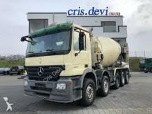 Mercedes 4441 10x4 Liebherr 10 cbm + Förderband 17 m truck