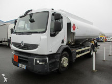 used oil/fuel tanker truck