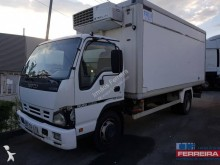 Isuzu mono temperature refrigerated truck