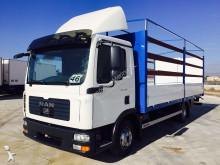 camion MAN TGL 8.180 CON CAJA ABIERTA