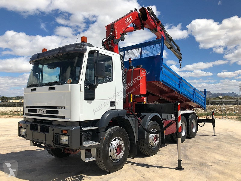 Voir les photos Camion Iveco CURSOR 320E44