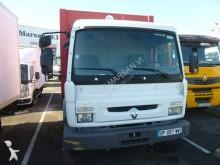 Renault beverage delivery flatbed truck
