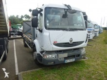 Renault gas carrier flatbed truck