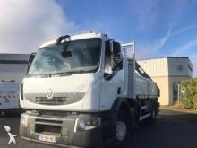 camión caja abierta Renault