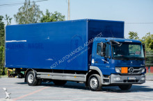 camión Palfinger MERCEDES-BENZ - Atego 1218 / POST / Euro5 / / Camera / New Tires