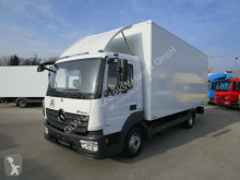 camion Mercedes ATEGO IV 816 Möbelkoffer 6 m Diff.-Sperre EURO 6