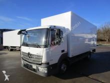 camion Mercedes ATEGO IV 816 L Koffer 6,10 m LBW 1 to.*Luft HA
