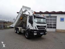 camión Iveco Stralis 420 X-Way 6x4 Meiller Bordmatik Euro 6