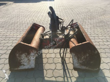 Palfinger Zweischalengreifer mit Rotor truck