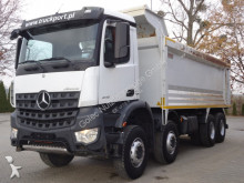 vrachtwagen Mercedes Arocs 4142 8x4 EURO6 Muldenkipper Hardox TOP!