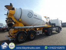 camion MOL LT AUTOMIX AM 10 mixer trailer