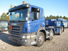 lastbil chassis Scania