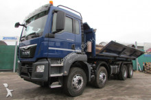 camion MAN TGS 35.420 8x4 BB - BORDMATIK - Nr.: 740