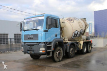 used concrete mixer truck