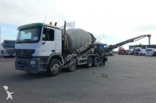 camion Stetter MERCEDES-BENZ - ACTROS 3244 8X4 EPS FULL STEEL 9M3 EURO
