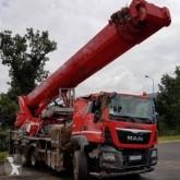 camion piattaforma aerea telescopico MAN