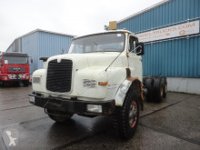 camion MAN 26.230DHA LONG NOSE CHASSIS (6-CILINDER DIESEL / FULL STEEL SUSPENSION)