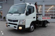 Mitsubishi Fuso 3C13 with crane Palfinger truck