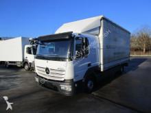 camion Mercedes ATEGO 923 L Schlafkabine Pritsche 6,15 m*EURO 6