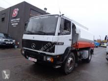 Mercedes tanker truck