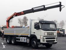 Volvo FM 380 / 6X4 / CRANE PALFINGER PK 16502/REMOTE / truck