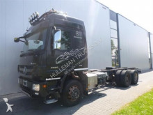 camión nc MERCEDES-BENZ - ACTROS 3360 6X4 CHASSIS FULL STEEL HUB REDUCTION