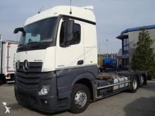 Mercedes Actros 2542 truck