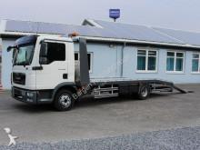 camion MAN TGL 8.180 BL Autotransporter AHK 3,5t, Luftfed.