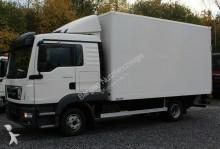 camión MAN TGL 8.250 4x2 BL Gr. Haus, EUR 6, Koffer LBW AHK