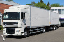 DAF XF 105.460 Space Cab E5 Koffer 2 Liegen als ZUG truck