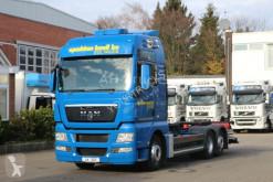 camion MAN TGX 26.480 XXL BDF/Navi/Radar/Vollausstattung