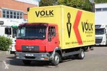 ciężarówka MAN L 2000 LE 8.180 Schalter Koffer LBW Seiten Tür