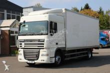 DAF XF 105.460 Space Cab E5 Koffer 2 Liegen AHK truck