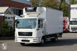 camión MAN TGL 10.180 Carrier Supra 550+Strom/Fleisch-Meat