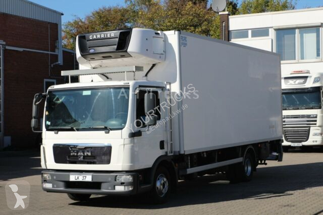 Voir les photos Camion MAN TGL 12.180 E5 CS950 Mt/Bi-Temp/Strom/Türen/LBW
