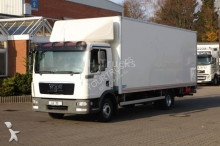 camion MAN TGL 12.180 Koffer 7,3m/S.Tür/Klima/Luftfederung