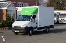 Iveco Daily 70C15 Koffer/LBW 1t/S.Tür/Nutzlast 3.600kg truck