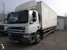 camião furgão polifundo DAF