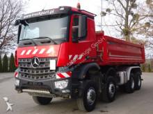 Mercedes Arocs 4142 8x6 EURO6 DSK Meiller