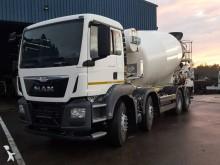 camião betão betoneira / Misturador MAN
