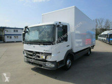 Mercedes ATEGO III 816 Koffer 6,10 m LBW 1 to. 3-Sitzer truck