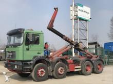 MAN F2000 35.414 FK 8x4 Meiller RK 20.60 truck