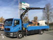 camion MAN TGM 15.250 FL Pritsche 6,3 m mit Palfinger PK 11