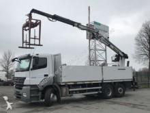 camion Mercedes Axor 2540 L Atlas Kran 145.2 V 9,5/2