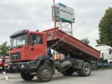camion ribaltabile trilaterale MAN