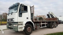 camião estrado / caixa aberta caixa aberta Iveco
